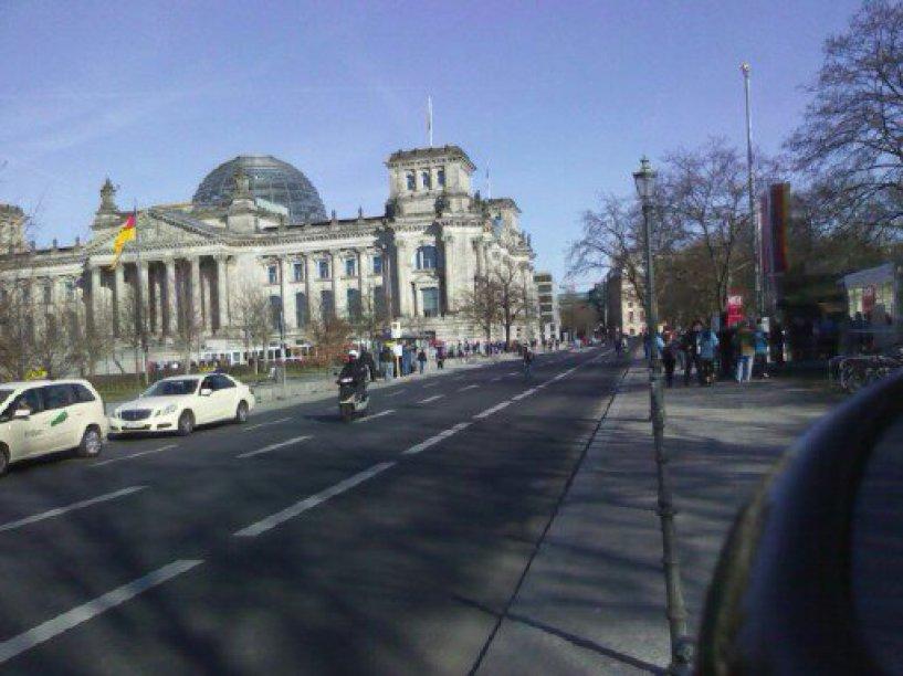Berlin Hauptbahnhof, Berlin, Germany