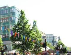 Wilmersdorfer Strasse, Berlin, Germany, 2014